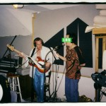 """""""Come Sail Away"""" from historic first LRS session. B: Tom VOX: Dadek (1998)"""